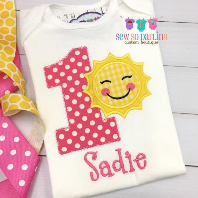 1 piece one sunshine baby girl boy bib baby shower newborn gift cake smash first birthday prop you are my sunshine gold glitter