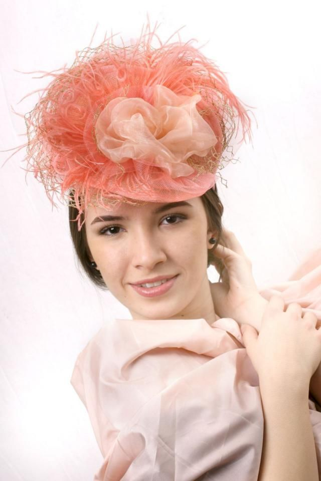 f56db69bf1cbc 2019 Best Derby Fascinator Hat Images And Outfits