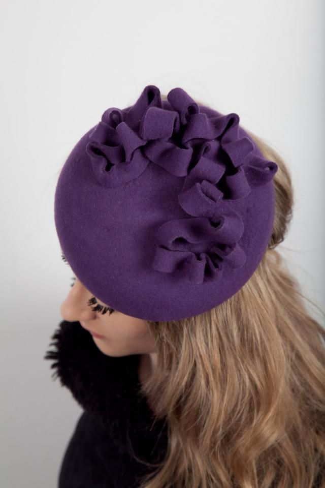 8b3d5805f 2019 Best Purple Wool Hat Images And Outfits | Z-Me ZAFUL