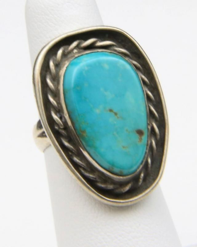 Color Changing Jewelry 925 Artisan Handcrafted Sterling Silver Mood Ring Retro 70s