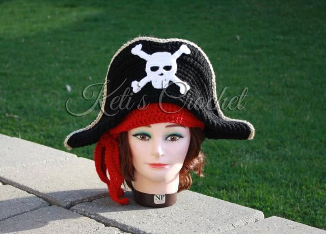 99b194c94e9 2019 Best Pirate Hat Images And Outfits