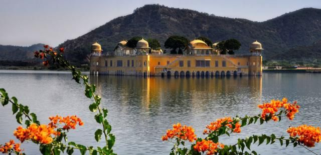 me....  ...  worth capturing  # jal mahal jaipur