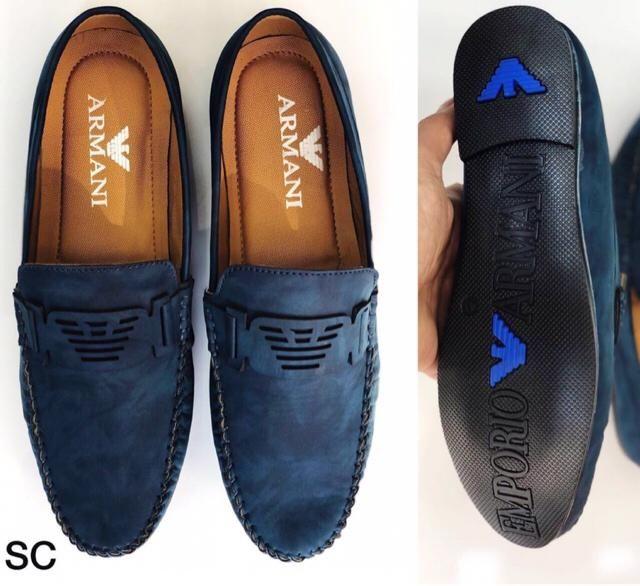 Armani shoe