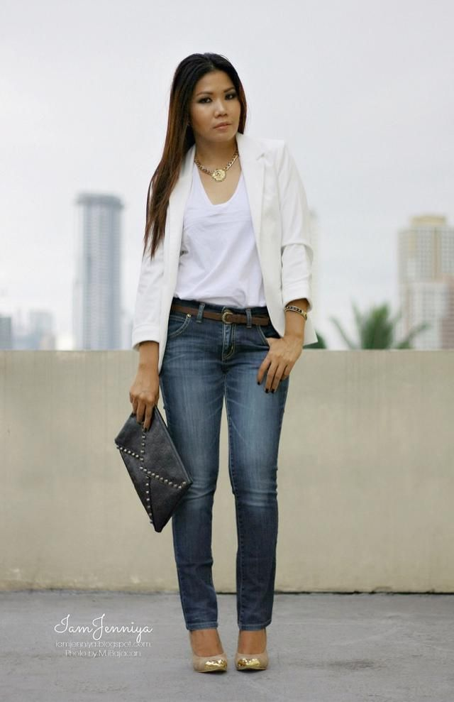 casual yet chic