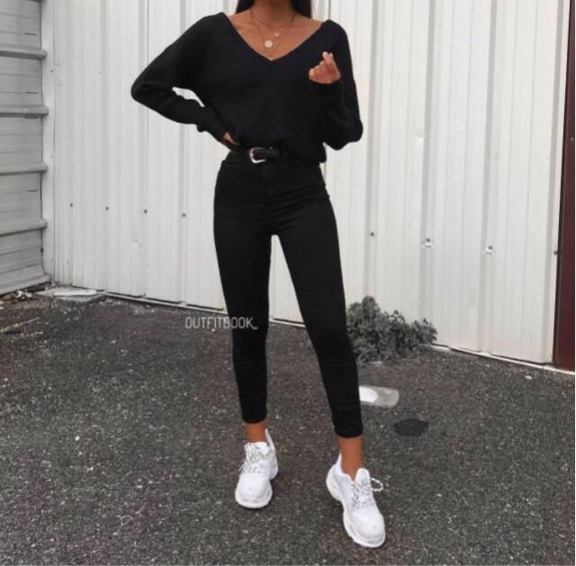 Black and simple but cute