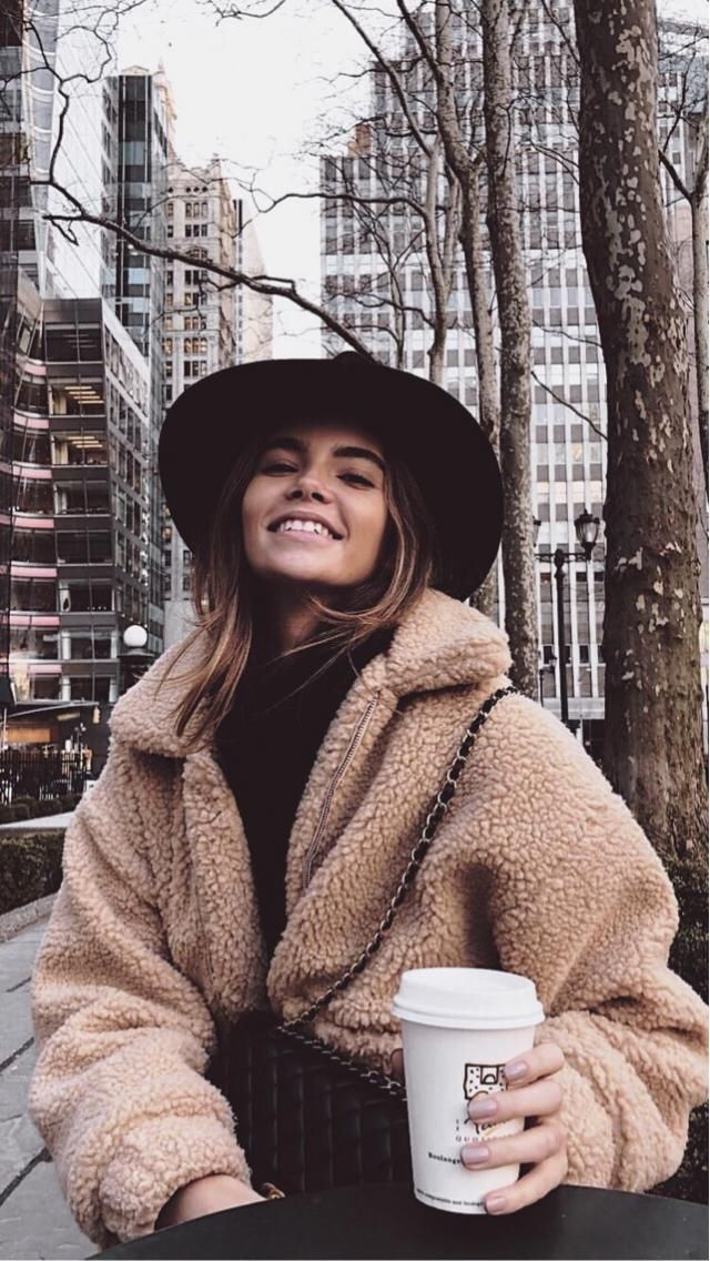 Teddy coat it's the perfect coat, is warm, soft and beautiful!!! You really need one of this and you can get it here in…