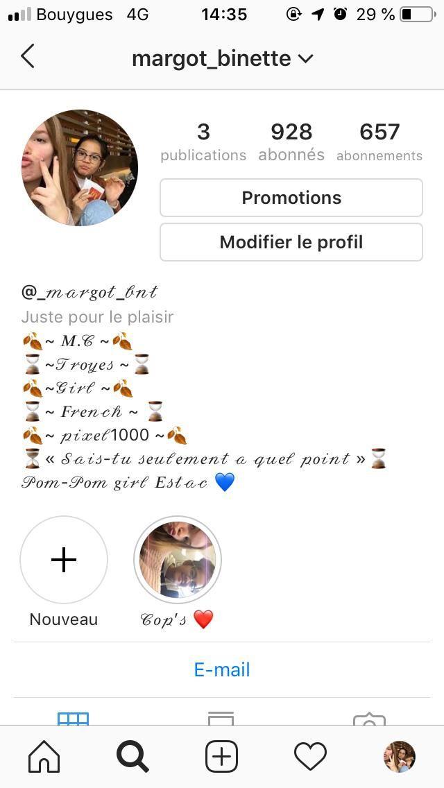 My Instagram ❤️