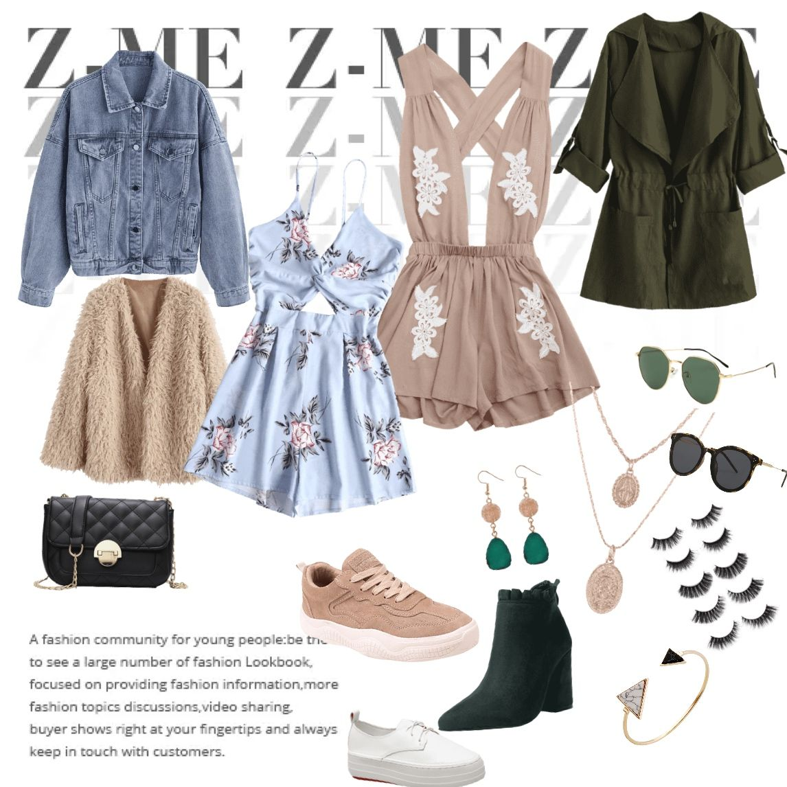 0f0234c9b52 Outfits With You Can Never Go Wrong With Rompers