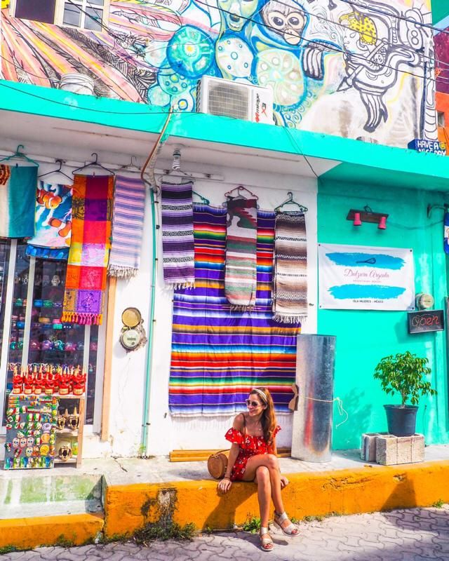Today is a colourful day!  Mexico ❤️