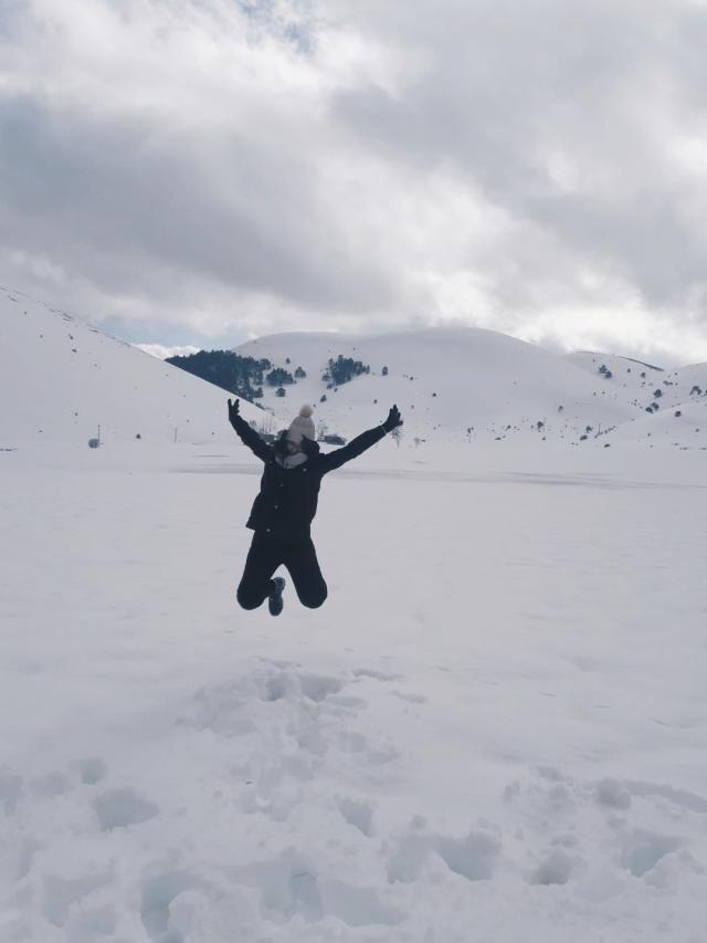Snow time❄
