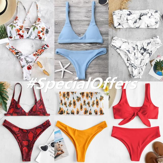 Special offers only provide you with ZAFUL's products with a flash sale price in two days. So don't hesitate! If you li…