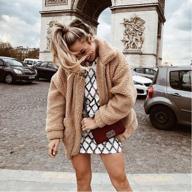 Get the lasts beautiful Teddy sweaters here in Zaful ❤️❤️❤️❤️❤️❤️