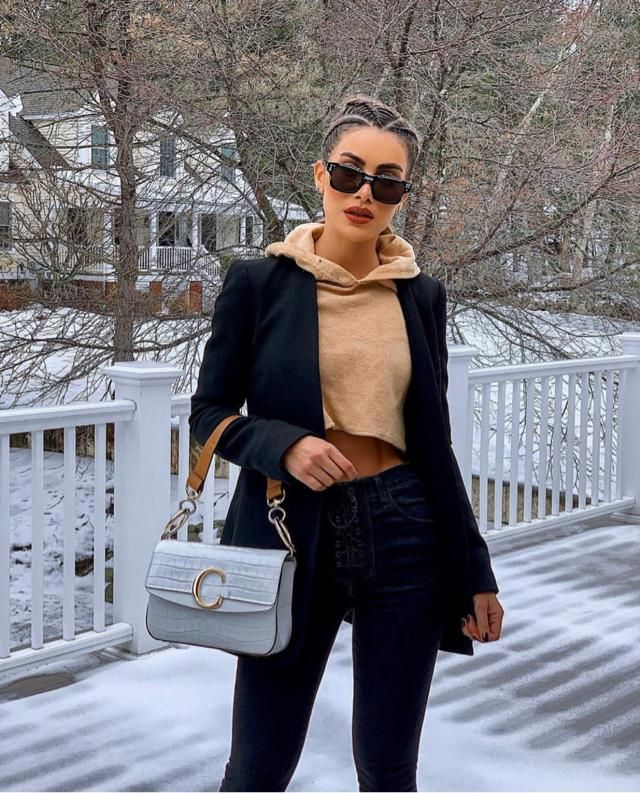 Casual date night outfit! Buy the look here at Zaful