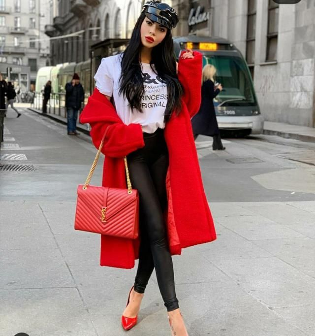 Red like love