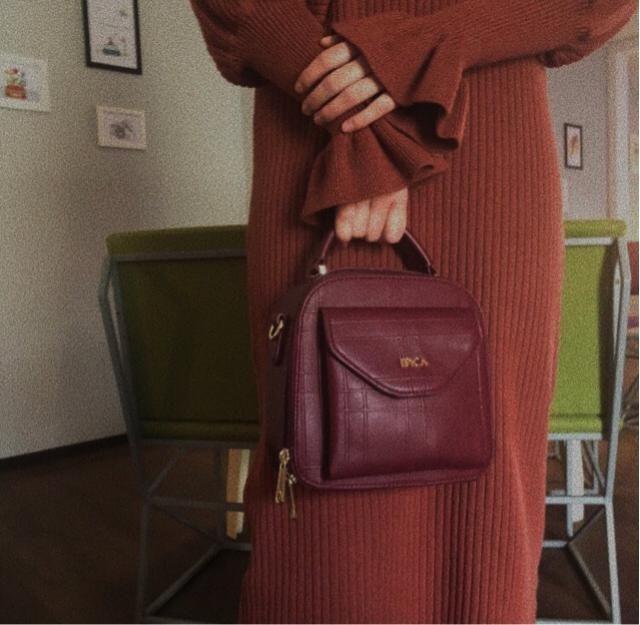long dress and my favorite bag