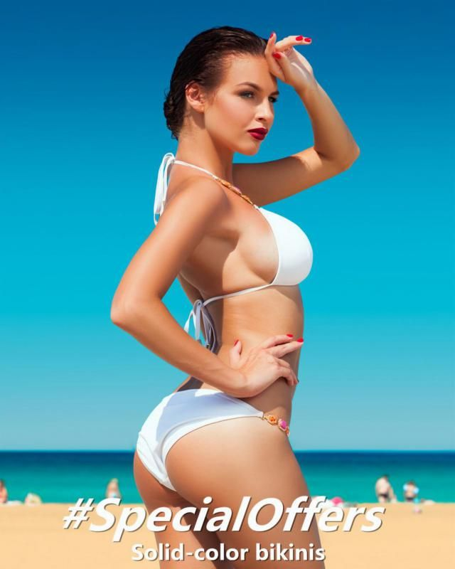 Today we recommend 6 solid-color bikinis for you! If you are a fan of simplicity and classic style, you shouldn't miss …