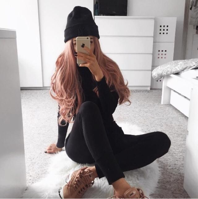 Going for a date with black outfits, yay or nay?