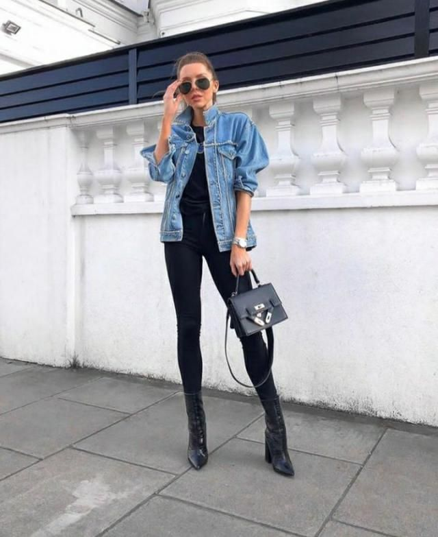 Coat and blazers always gives so cool look . Buy one for yourself from zaful. A. Denim jacket is itself a trend. M…