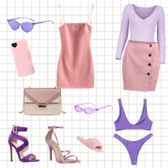 &Purple
