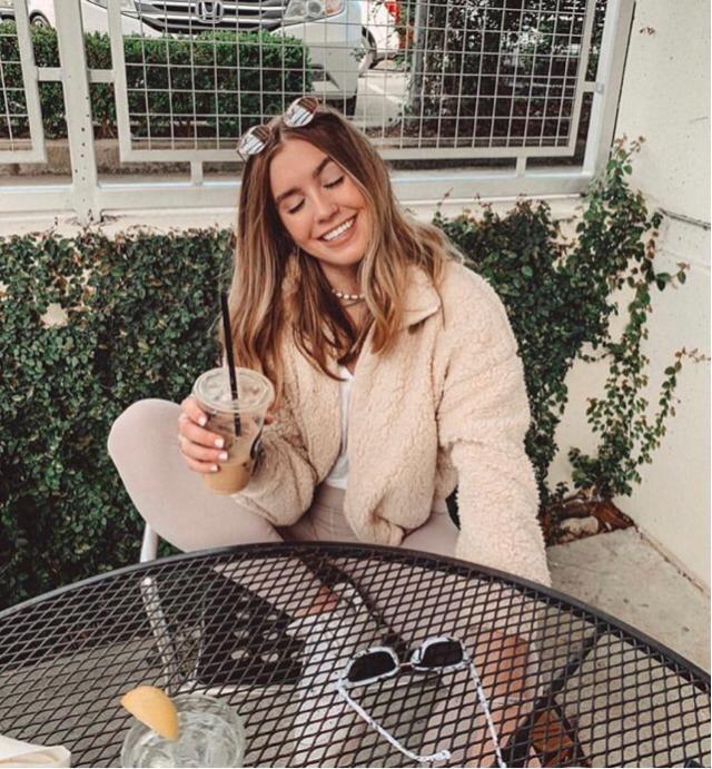 I like coffee just like you, sweet keep me awake and not too bitter