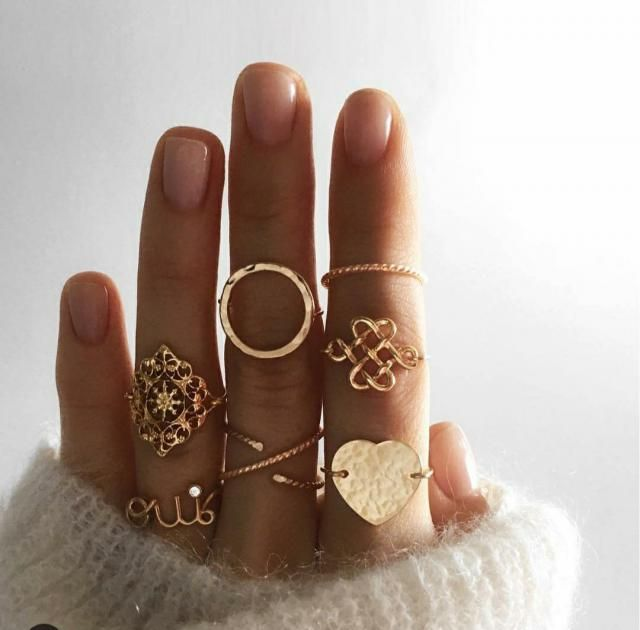 The most beautiful set of rings