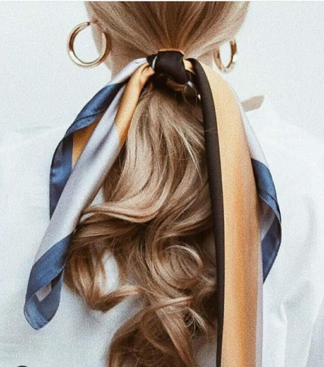 Headband are always in style. Keep that in mind.