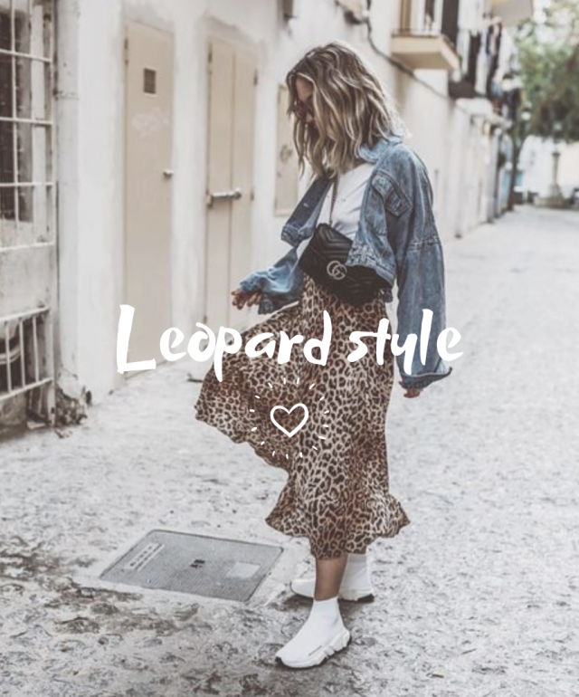 Leopard print was everywhere in 2018. All of us who invested one or moreleopard piecesare in luck, as it will cont…