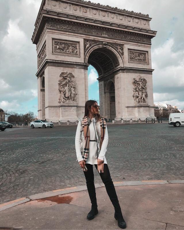 Parisian day