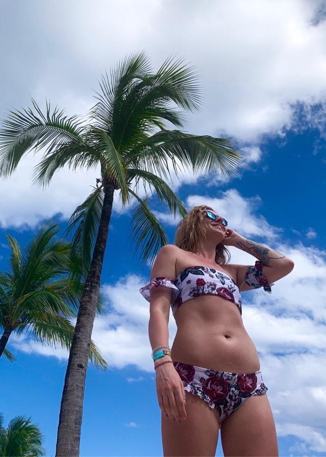 One of my fave zaful bikinis! Cheeky and so cute   @truetayls