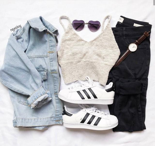 simple cute cool