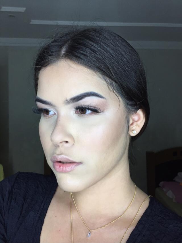 Maquiadora Brasileira, Instagram @leticia.figueiredo19