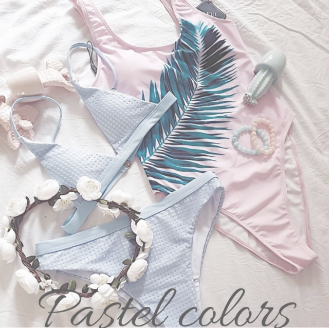 Pastel Outfit Combinations.Pastel shades are a winning collection of tones for all women during the spring and su…