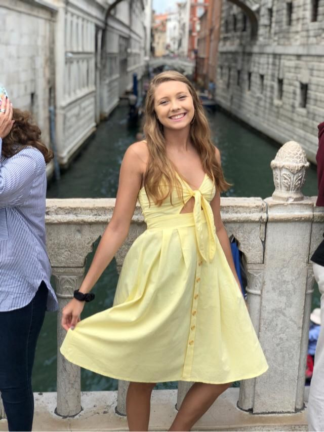 Perfect dress for Venice, Italy!!!