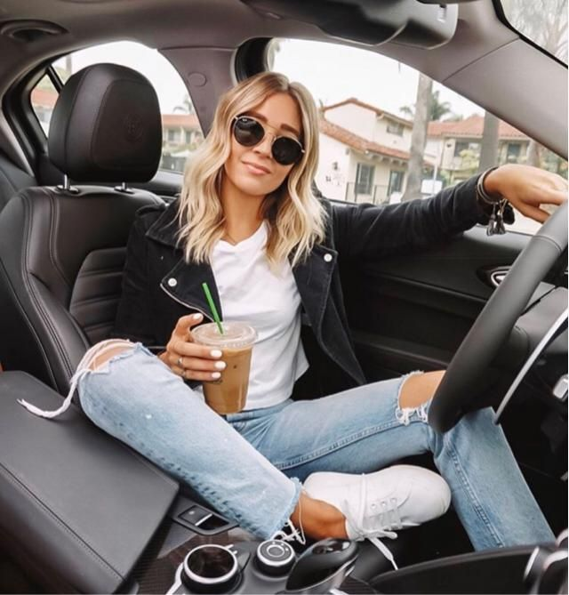 Who likes to go on a ride with Starbucks next to you?