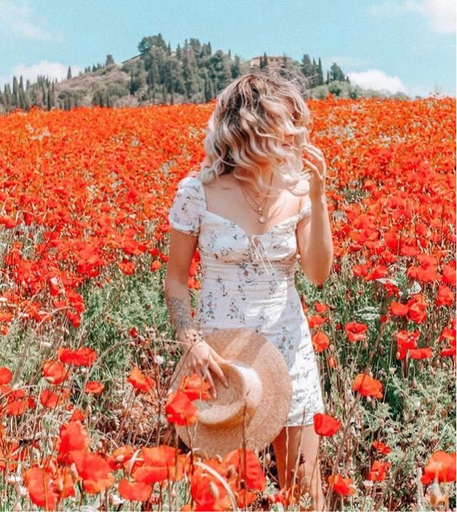 Flowers field is super gorgeous!! Will visit every summer