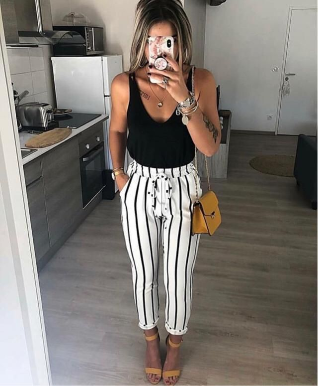 &White     Going on a date with simple outfit on summer day for movies date &white
