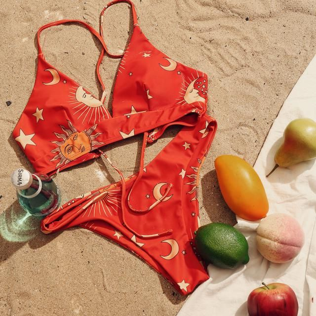 【Name this item and WIN!】  How would you name this cute bikini? Write down your ideas in the comment below. We will pic…