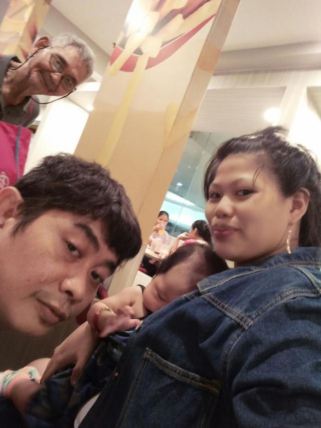 bonding with my family