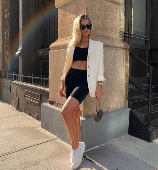 This outfit will show the best curves of you
