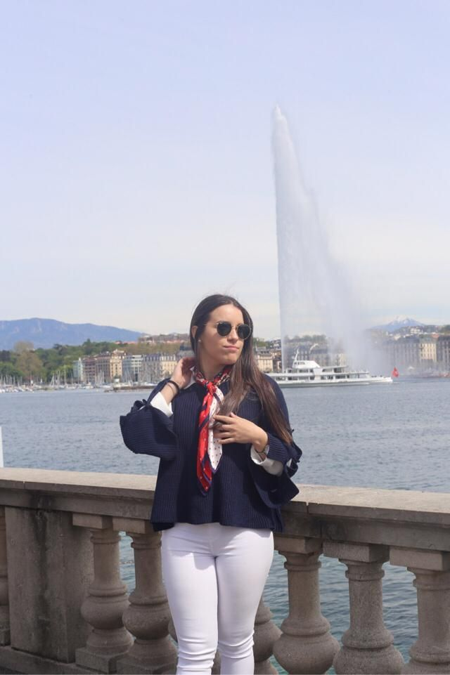Turisting in Switzerland