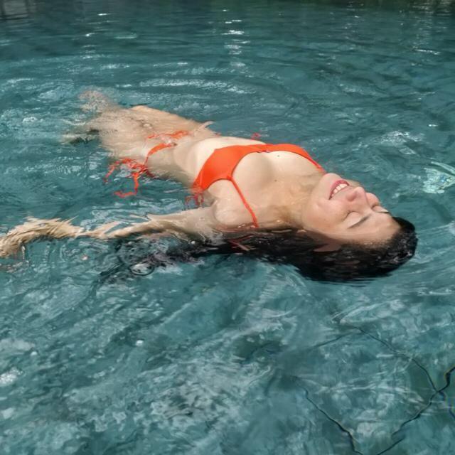 Swim your worries away
