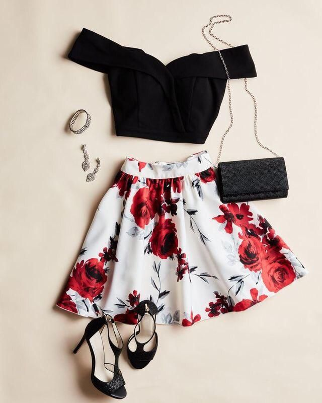 feeling pretty tonight. new favourite skirt