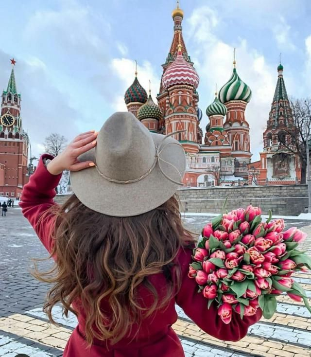 Where was your last travel destination? at Moscow, Russia