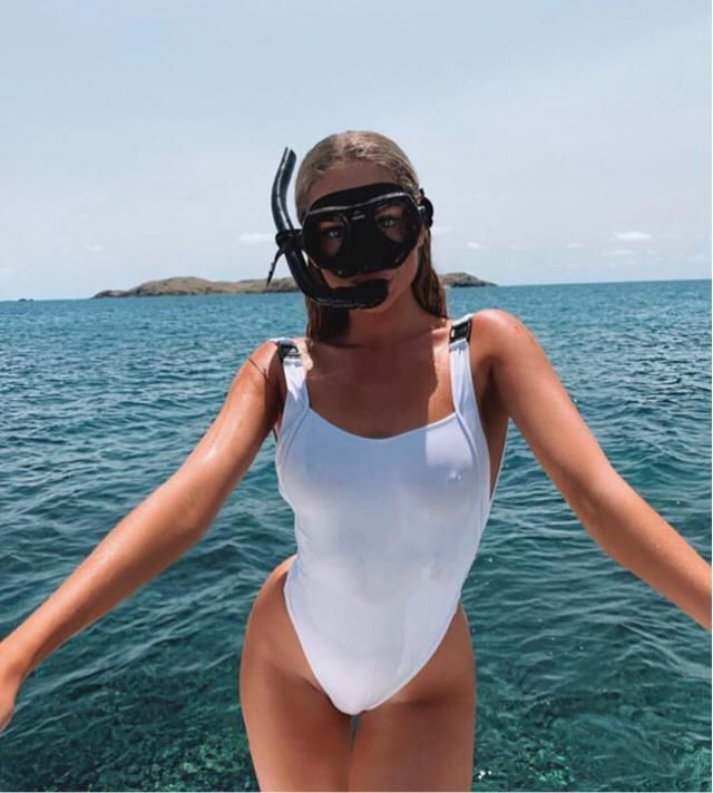 Snorkelling is one of the best activity on summer