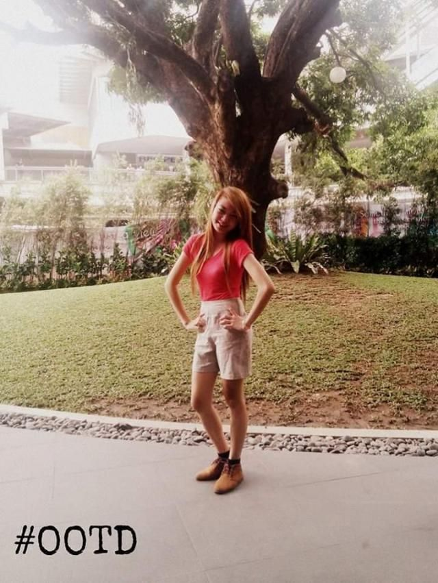 Rain no more with my OOTD, Its very fashion forward and I love the shirts it fits my body and the short as w…