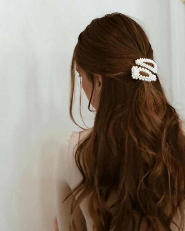 what do you think about faux pearl hair grip do you like it or not?
