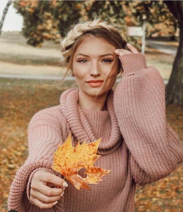 Hello autumn & fuzzy sweaters