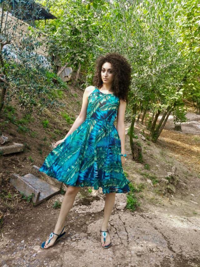 adoro questo vestito e voi?
