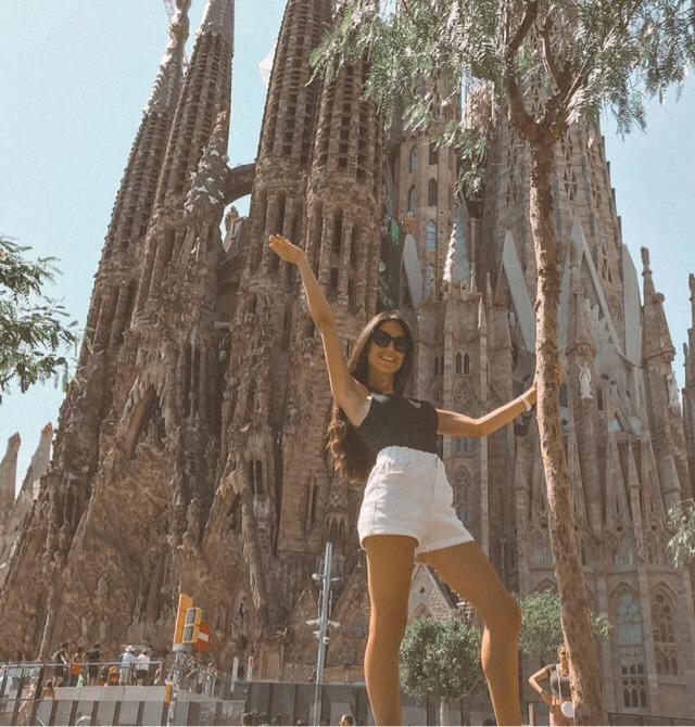 Barcelona! Barcelona! Barcelona! I love you! I love you! I love you!