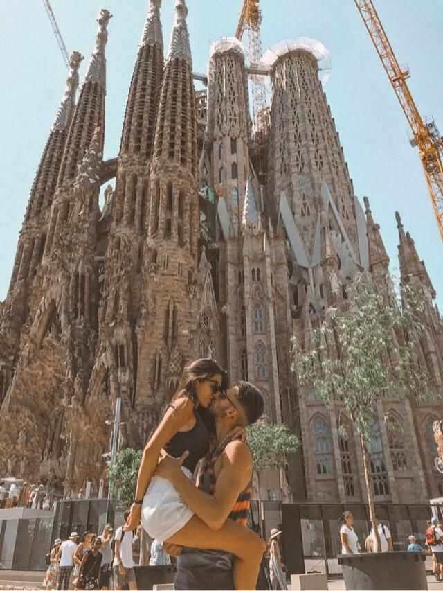 Couple goals in Barcellona. I love you Spain.